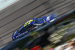 November 19, 2017 - Homestead, Florida, United States of America - November 19, 2017 - Homestead, Florida, USA: Jimmie Johnson (48) battles for position during the Ford EcoBoost 400 at Homestead-Miami Speedway in Homestead, Florida. (Credit Image: © Justin R. Noe Asp Inc/ASP via ZUMA Wire)