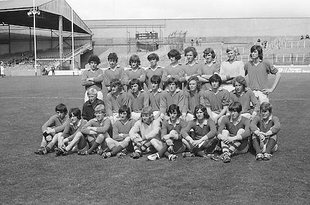 20.08.1972 Minor Semi Final Meath v Tyrone at Croke Park.Meath Team.