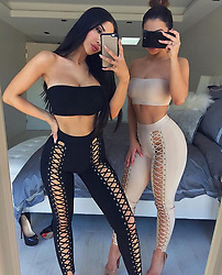"""Blac Chyna releases a photo on Instagram with the following caption: """"Attention Ladies\u203c\ufe0f @fashionnova has the hottest styles\ud83d\udca5 Follow \u0026 Shop @fashionnova today to see what everyone is talking about\ud83d\ude0d\ud83d\udd25"""". Photo Credit: Instagram *** No USA Distribution *** For Editorial Use Only *** Not to be Published in Books or Photo Books ***  Please note: Fees charged by the agency are for the agency's services only, and do not, nor are they intended to, convey to the user any ownership of Copyright or License in the material. The agency does not claim any ownership including but not limited to Copyright or License in the attached material. By publishing this material you expressly agree to indemnify and to hold the agency and its directors, shareholders and employees harmless from any loss, claims, damages, demands, expenses (including legal fees), or any causes of action or allegation against the agency arising out of or connected in any way with publication of the material."""