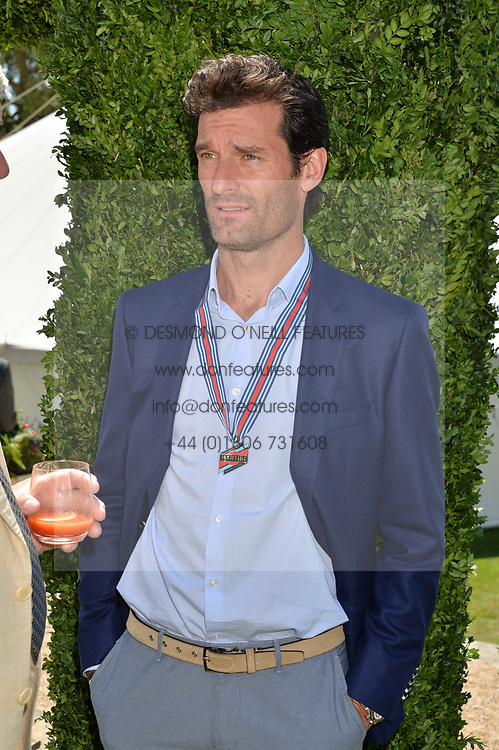 Mark Webber at the Cartier Style et Luxe at the Goodwood Festival of Speed, Goodwood, West Sussex, England. 2 July 2017.<br /> Photo by Dominic O'Neill/SilverHub 0203 174 1069 sales@silverhubmedia.com