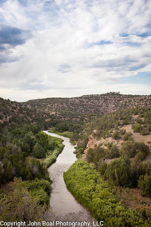 Pecos, New Mexico.