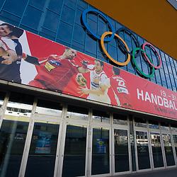 20100103: Handball - Olympiahalle in Innsbruck, Austria