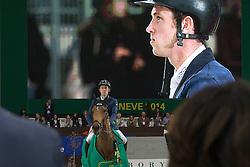 Brash Scott (GBR) - Hello Sanctos<br /> Concours Hippique International de Genève 2014<br /> © Hippo Foto - Dirk Caremans