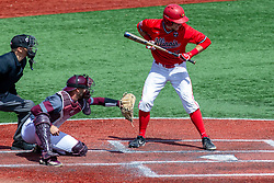 NORMAL, IL - April 08: Joe Butler during a college baseball game between the ISU Redbirds  and the Missouri State Bears on April 08 2019 at Duffy Bass Field in Normal, IL. (Photo by Alan Look)