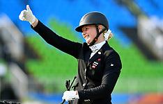 20160913 Paralympics Rio 2016 - Dressur - Mesterskabsklasse