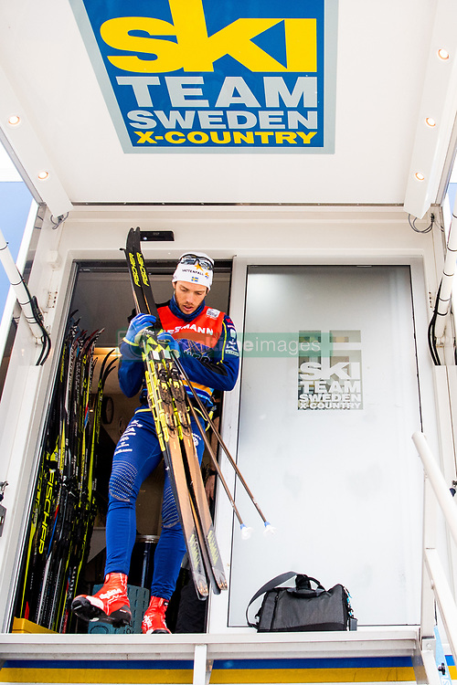 January 2, 2018 - Oberstdorf, GERMANY - 180102 Marcus Hellner of Sweden ahead of a training session during Tour de Ski on January 2, 2018 in Oberstdorf..Photo: Jon Olav Nesvold / BILDBYRN / kod JE / 160117 (Credit Image: © Jon Olav Nesvold/Bildbyran via ZUMA Wire)