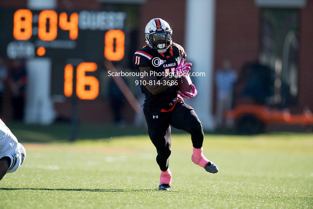 2016 Campbell University Football vs Stetson