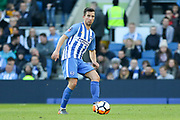 Brighton and Hove Albion defender Markus Suttner (29) during the The FA Cup match between Brighton and Hove Albion and Coventry City at the American Express Community Stadium, Brighton and Hove, England on 17 February 2018. Picture by Phil Duncan.
