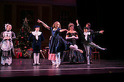 Dance Wisconsin members rehearse the Nutcracker Ballet at the Wisconsin Union Theater in Madison, Wisconsin on December 18, 2015.<br /> <br /> Beth Skogen Photography - www.bethskogen.com