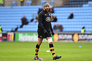 Wasps fly half Danny Cipriani  (10) during the Aviva Premiership match between Wasps and London Irish at the Ricoh Arena, Coventry, England on 4 March 2018. Picture by Dennis Goodwin.