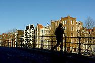 27 DEC 2005: Street scenes in Amsterdam, The Netherlands. ©2005 Brett Wilhelm/Brett Wilhelm Photography | www.brettwilhelm.com Image is available as RAW (Nikon NEF) file.