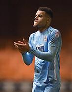 Carlisle United v Coventry City - 30 December 2017