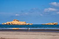 Sultanat d'Oman, gouvernorat de Al-Batina, Plage de Suwadi al Batha // Sultanat of Oman, governorate of Al-Batina, Suwadi al Batha beach