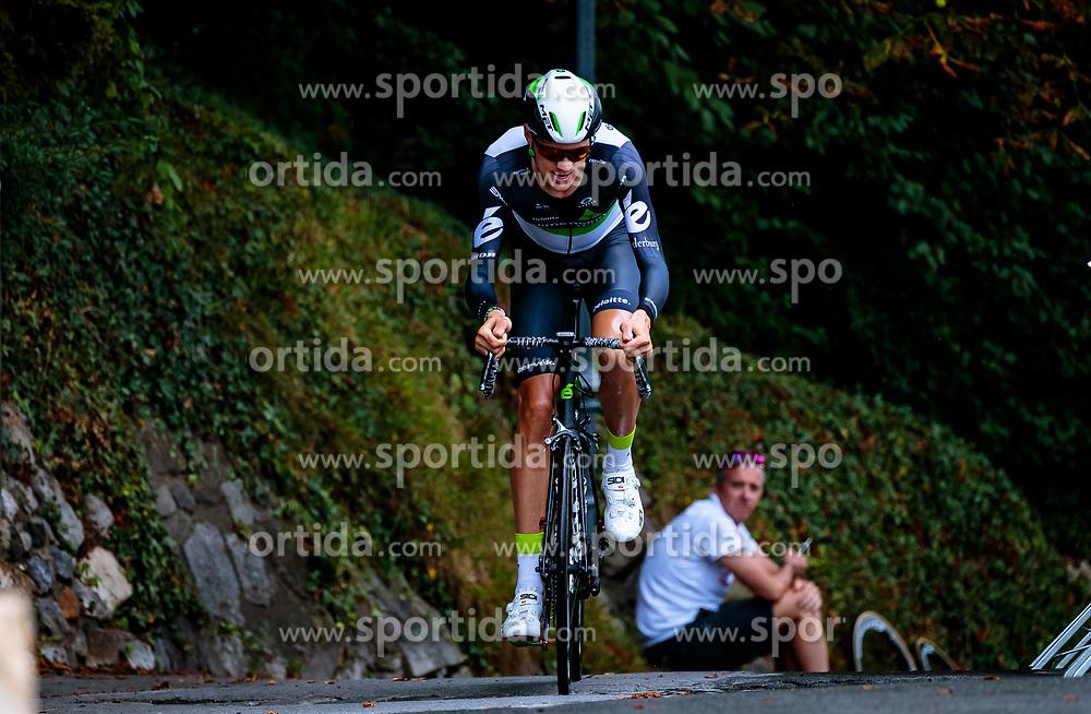 02.07.2017, Graz, AUT, Ö-Tour, Österreich Radrundfahrt 2017, 1. Etappe, Prolog, im Bild Johann Van Zyl (RSA, Team Dimension Data) // during Stage 1, Prolog of 2017 Tour of Austria. Graz, Austria on 2017/07/02. EXPA Pictures © 2017, PhotoCredit: EXPA/ JFK