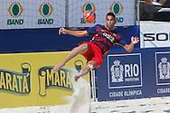 IV Mundialito de Clubes Beach Soccer - 09 a 13 DEZ - Rio de Janeiro/Brasil - Partida entre Barcelona (ESP) x Al-Ahli (EAU) - Foto: Priscila Gonzalez/Divulgação