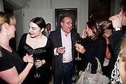 LOIS WINSTONE; RAY WINSTONE; MELANIE BLATT;, Opening of 'The Promised Land' Exhibition of work by Mitch Griffiths. Halcyon Gallery. Bruton St. London. 28 April 2010 *** Local Caption *** -DO NOT ARCHIVE-© Copyright Photograph by Dafydd Jones. 248 Clapham Rd. London SW9 0PZ. Tel 0207 820 0771. www.dafjones.com.<br /> LOIS WINSTONE; RAY WINSTONE; MELANIE BLATT;, Opening of 'The Promised Land' Exhibition of work by Mitch Griffiths. Halcyon Gallery. Bruton St. London. 28 April 2010