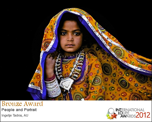 BRONZE Winner | PX3 Prix de la Photography Paris | 2012 <br /> HONORABLE Mention | PX3 Prix de la Photography Paris | 2012 <br /> BRONZE Award International Loupe Awards-Amateur-People&amp;Portrait 2012<br /> Mirs tribe, Gujarat, India