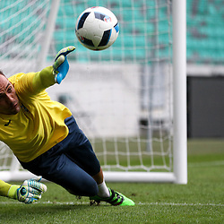 20160726: SLO, Football - Practice session of NK Domzale before game against West Ham United