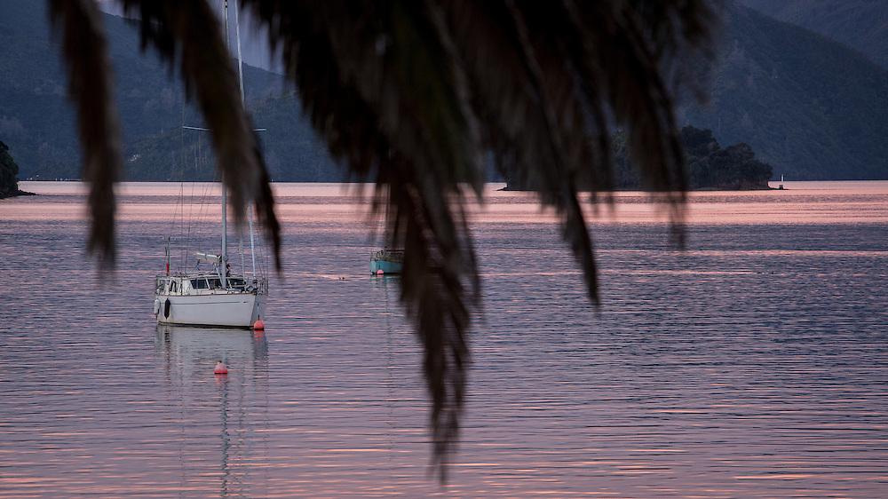 Marlborough Sounds Marinas - Picton.  August 2013.<br /> Copyright: Gareth Cooke/Subzero Images