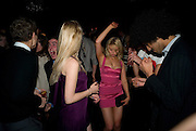 SARAH LOVATT.; NELL HUDSON;. The Tatler Little Black Book party. Tramp. 40 Jermyn St. London SW1 *** Local Caption *** -DO NOT ARCHIVE-© Copyright Photograph by Dafydd Jones. 248 Clapham Rd. London SW9 0PZ. Tel 0207 820 0771. www.dafjones.com.