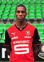 EMERSON - 19.09.2013 - Photo officielle - Rennes - Ligue 1<br /> Photo : Philippe Le Brech / Icon Sport