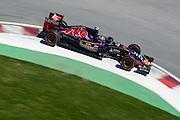 June 5-7, 2015: Canadian Grand Prix: Carlos Sainz Jr. Scuderia Toro Rosso