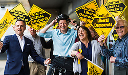 With exactly a week to go until the polls open, Scottish Liberal Democrat leader Willie Rennie will begin a 'flying finish' tour of Scottish seats that the Liberal Democrats are targeting to gain from the SNP. He will spend the week on visits to these target gains.<br /> <br /> Mr Rennie will say that in seats across Scotland, like East Dunbartonshire, North East Fife, Edinburgh West and Caithness, where it is straight a choice between the Liberal Democrats and the SNP, people who are against another independence referendum should rally behind the Liberal Democrats to stop the SNP&rsquo;s plans.
