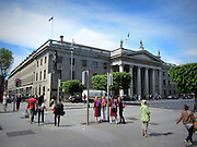 General Post Office, O'Connell Street, Dublin, 1814,