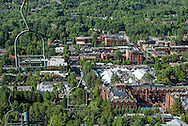 Aspen, Colorado during the Food & Wine Classic.