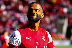 Michael Ihiekwe of Rotherham United - Mandatory by-line: Ryan Crockett/JMP - 21/09/2019 - FOOTBALL - Aesseal New York Stadium - Rotherham, England - Rotherham United v Shrewsbury Town - Sky Bet League One