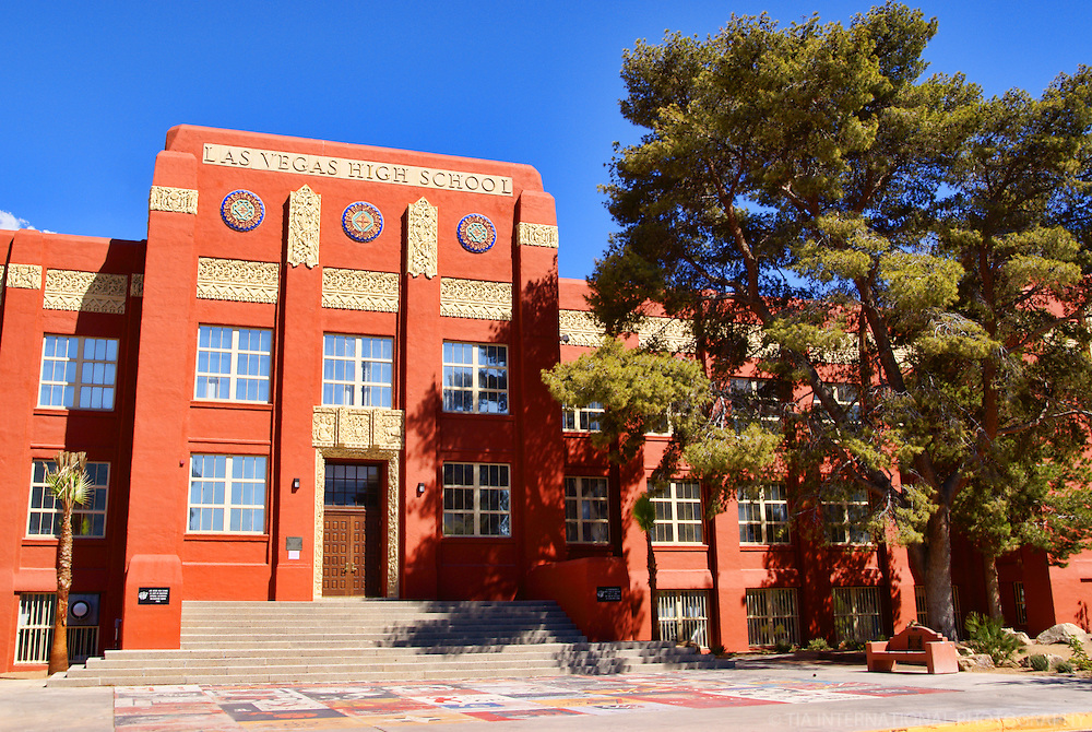 Las Vegas Academy of the Arts (formerly Las Vegas High School)
