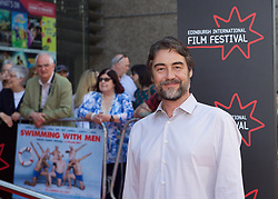 Actor Nathaniel Parker at premiere of Swimming with Men, Festival Theatre, Edinburgh, pic copyright Terry Murden @edinburghelitemedia