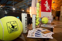at press conference before 29th Plava Laguna Croatia Open Umag 2018, on June 28, 2018 in Tennis academy Breskvar, Ljubljana, Slovenia. Photo by Urban Urbanc / Sportida