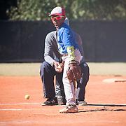 B pitching