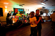 These are night club images takes during a rock band BOHEMUS concert