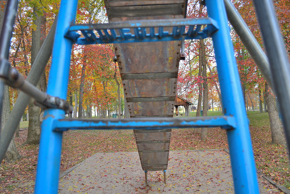 Ohio Park in the Fall.