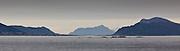Kvalsundbrua med Remøybrua i bakgrunnen.