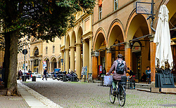 The university district in Bologna, Italy<br /> <br /> (c) Andrew Wilson | Edinburgh Elite media