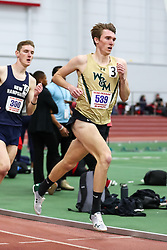 ECAC/IC4A Track and Field Indoor Championships<br /> Mile Run, McGorty, William & Mary