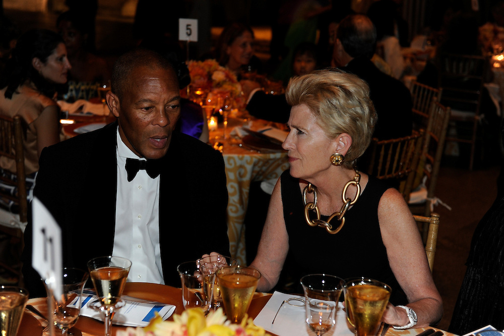 "The Metropolitan Museum of Art's second Multicultural Benefit, ""An Evening of Many Cultures,"" on September 26, 2011."