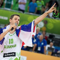 20130921: SLO, Basketball - Eurobasket 2013, Day 18