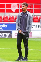Tyler Walker of Lincoln City - Mandatory by-line: Ryan Crockett/JMP - 10/08/2019 - FOOTBALL - Aesseal New York Stadium - Rotherham, England - Rotherham United v Lincoln City - Sky Bet League One