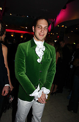 LORD FREDERICK WINDSOR at Andy & Patti Wong's annual Chinese New year Party, this year to celebrate the Year of The Pig, held at Madame Tussauds, Marylebone Road, London on 27th January 2007.<br /><br />NON EXCLUSIVE - WORLD RIGHTS
