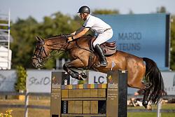 Thijssen Leon, NED, Famous H<br /> Nederlands Kampioenschap Springen<br /> De Peelbergen - Kronenberg 2020<br /> © Hippo Foto - Dirk Caremans<br />  06/08/2020