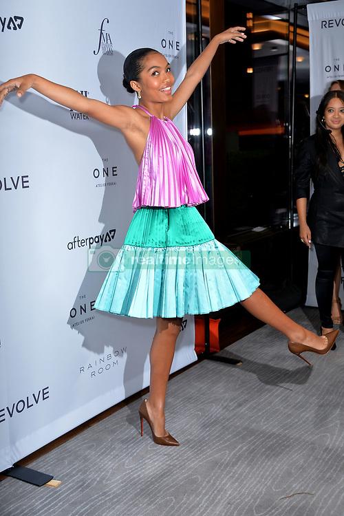 September 5, 2019, New York, NY, USA: September 5, 2019  New York City..Yara Shahidi attending The Daily Front Row Fashion Media Awards arrivals on September 5, 2019 in New York City. (Credit Image: © Kristin Callahan/Ace Pictures via ZUMA Press)