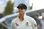 Steve Smith of Australia during the 5th International Test Match 2019 match between England and Australia at the Oval, London, United Kingdom on 12 September 2019.