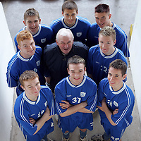 St Johnstone U-19 league champions...<br />