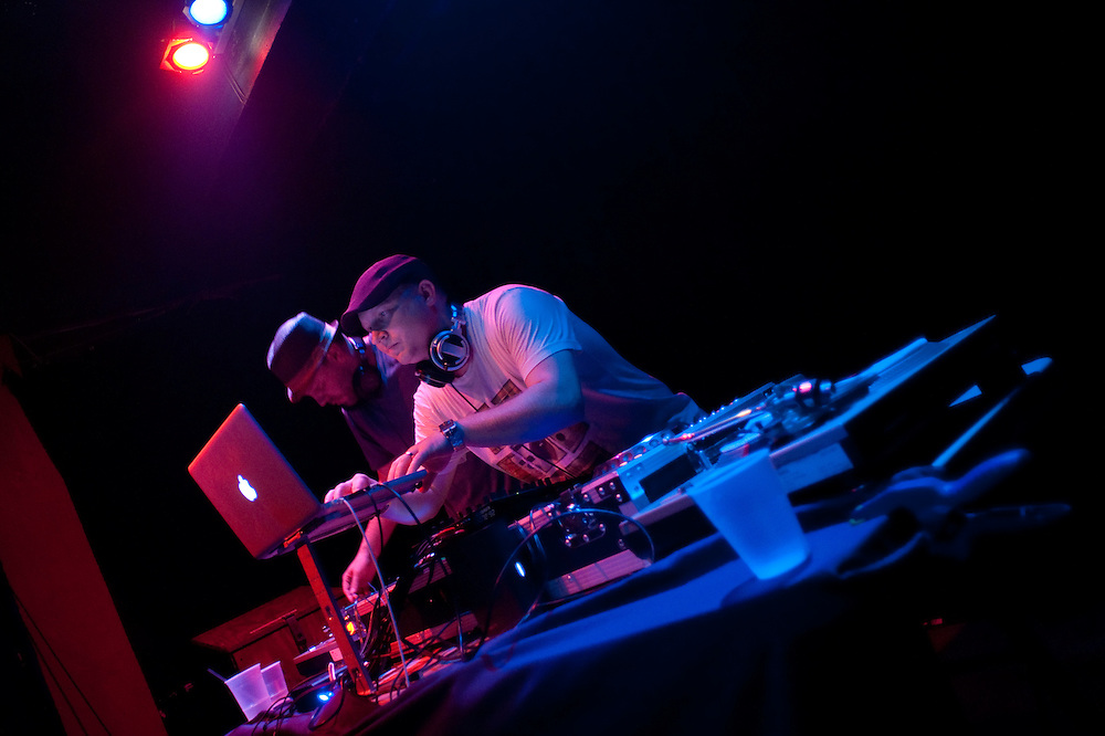 For Quarters Collective plays the Visionary Gathering II at Sonar in Baltimore, MD.