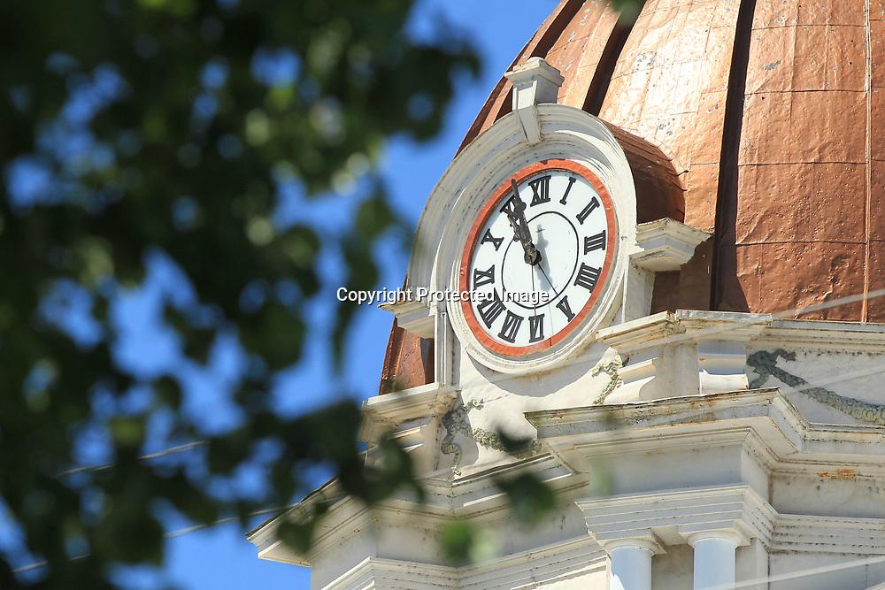 Lee County Courthouse, Tupelo.