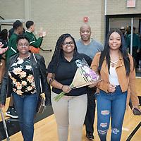 Senior Night 2018 - Family Pictures